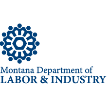 Montana Department of Labor and Industry logo